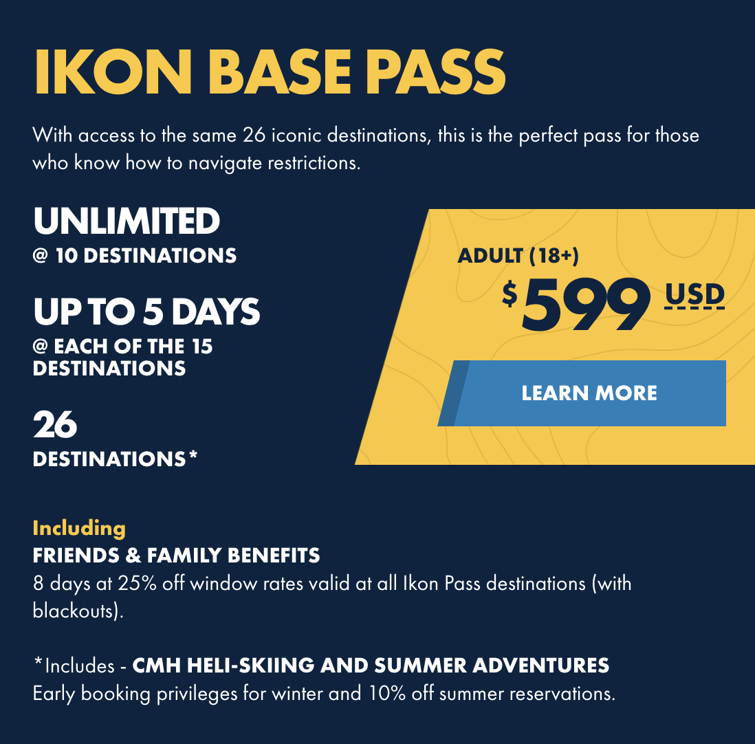 IKON Base Pass